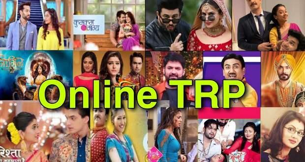 January Weekly Online TRP Ratings List: Serials HIGH, LOW TRP Ranks this week