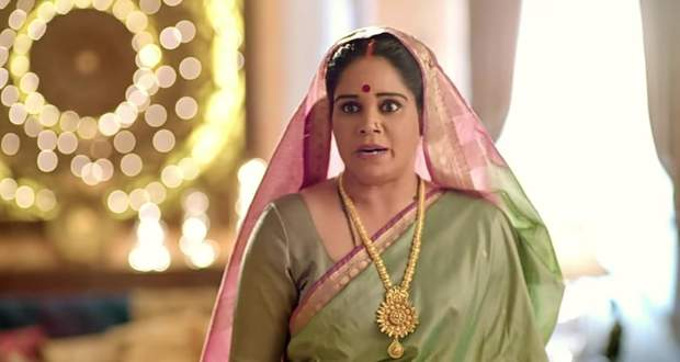 Namak Ishq Ka Latest Gossip: Saroj locks herself in her room