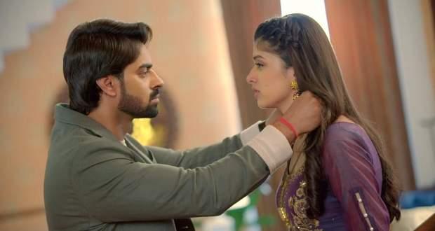 Namak Ishq Ka Upcoming Spoiler: Gunjan forces Yug to marry her