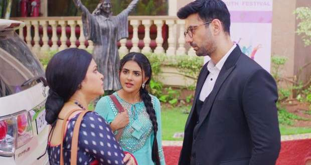 Shaurya Aur Anokhi Ki Kahani Upcoming Story: Anokhi demands justice