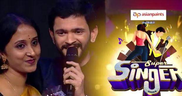 Super Singer 8 Full Episode Highlights Abhilash, MuthuSirpi perform together