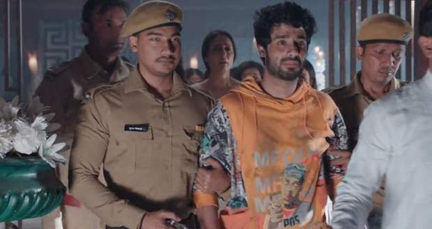 Yeh Hai Chahatein 11th February 2021 Written Update: Rudraksh is arrested