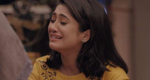 Yeh Rishta Kya Kehlata Hai 19th February 2021 Written Update:Sirat breaks down