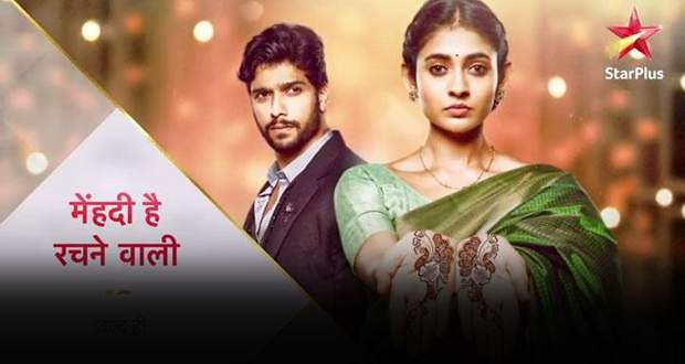 Mehendi Hai Rachne Wali TRP Rating: MHRW serial gets weaker response this week