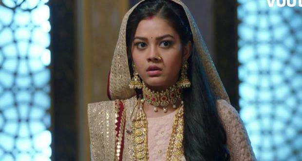 Molkki 12th March 2021 Written Update: Purvi follows Bhuri to her home