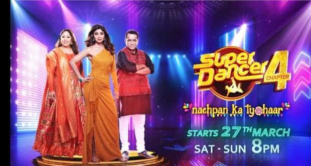 Super Dancer 4: Chapter 4 Start Date, Judges, Age Limit, Cast, Host, Auditions