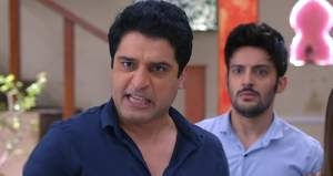 Hamariwali Good News: Mukund to find out Sumitra's plan