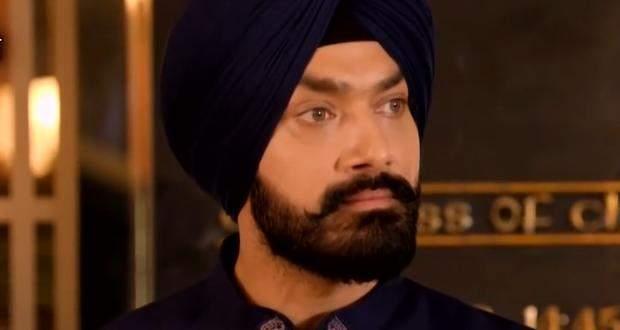 Choti Sardarni: Guests mistake Sandhya as Sarabjeet's wife