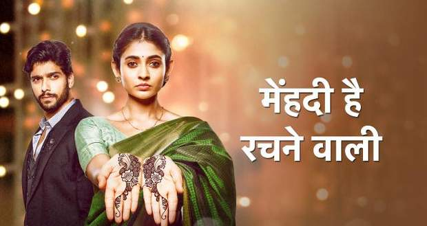 Mehendi Hai Rachne Wali Review: Two souls poles apart destined to be together