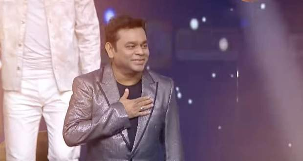 Super Singer 8: A.R. Rahman promotes 99 Songs movie in this week end episode