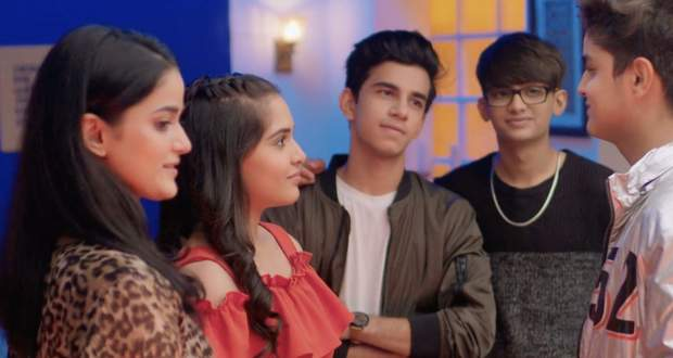 Anupama 13th April 2021 Written Update: Pakhi to go for the party