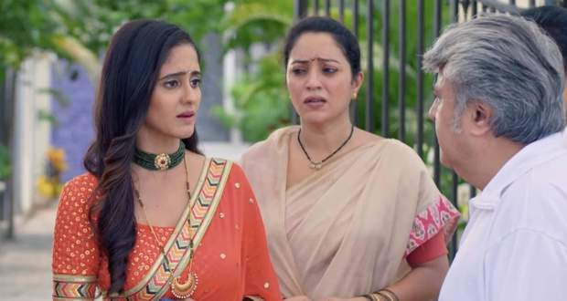 Ghum Hai Kisi Ke Pyaar Mein 16th April 2021 Written Update: Sai creates scene