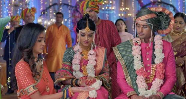 Ghum Hai Kisi Ke Pyaar Mein 8th April 2021 Written Update: Sai becomes Saas