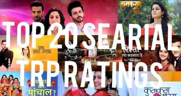 Top 20 Indian Serials, Web Series, Reality, TV Channels, TRP Ratings This Week