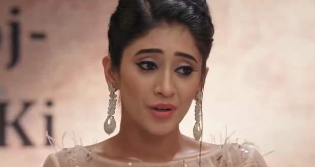 Yeh Rishta Kya Kehlata Hai: Naira to reach Kartik and Sirat's wedding