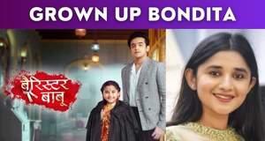 Barrister Babu Cast: New Entry Kanika Mann to play as grown up Bondita