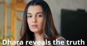 Pandya Store: Dhara to reveal everything to Suman