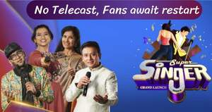 Super Singer 8 29th May 2021, 30th May 2021: Show goes off air, No Ending Date