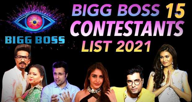 Bigg Boss 15 Wiki, Contestants Names With Photos List, Start Date, Elimination
