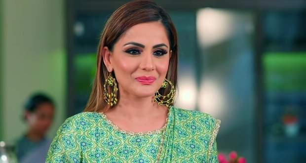 Choti Sardarni 4th May 2021 Written Update: Harleen gets angry at Meher