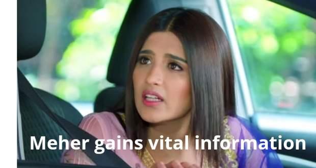Choti Sardarni: Meher finds a vital information on the truck