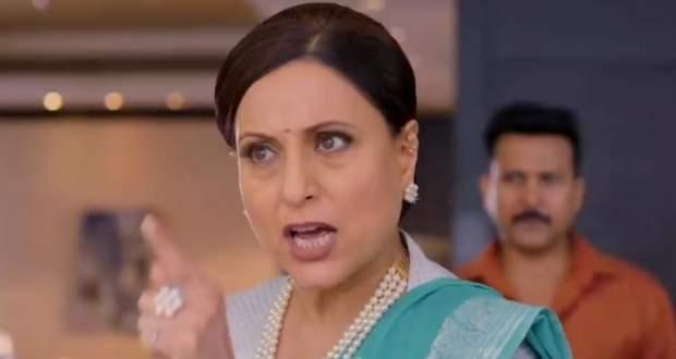 GHKKPM: Sai stands up to Bhavani