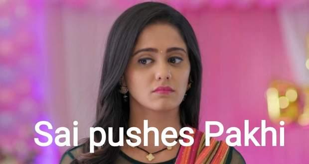 Ghum Hai Kisi Ke Pyaar Mein: Sai pushes Pakhi in the skit