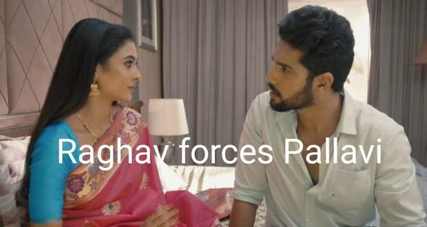 Mehendi Hai Rachne Wali: Raghav forces Pallavi to come along