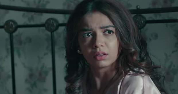 Pandya Store: Rishita faints seeing Krish in scary getup
