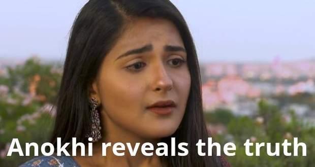 SAAKK: Anokhi reveals that she is married to Shaurya