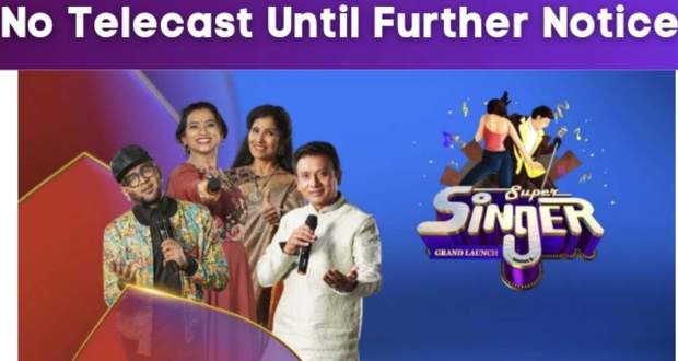 Super Singer 8 23rd May 2021 Written Update: Show halted until further notice