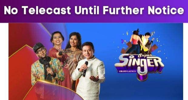 Super Singer 8 This Week Updates: Show postponed, No Eliminations, No Promos