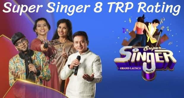 Super Singer 8 TRP Rating: Season 8 gets impressive TRP, Massive public voting