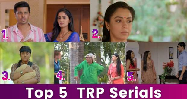 Top 10 Serials in India 2021: Watch Highest TRP Rated Hindi Shows This Week