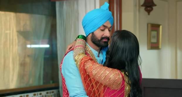 Choti Sardarni 3rd May 2021 Written Update: Sarab and Meher's romance