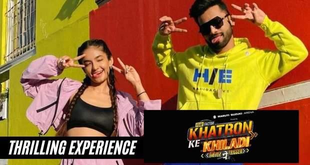 KKK 11: Contestants Rahul Vaidya, Anushka Sen hints on KKK11 upcoming tasks