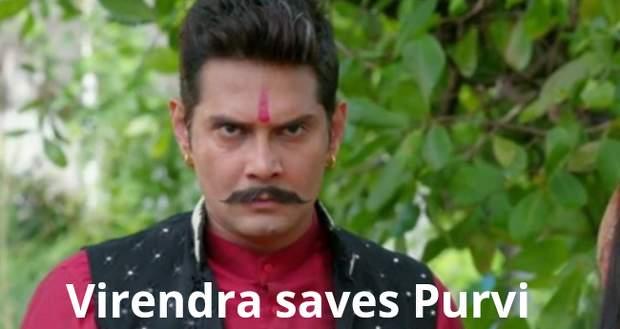 Molkki: Virendra saves Purvi and Radhika from Vikas, Aarti