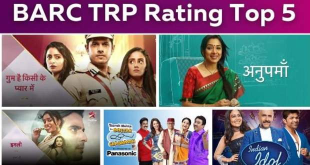 TRP Rating This Week 2021: Hindi Serials, Show Names, Indian Top Channels List