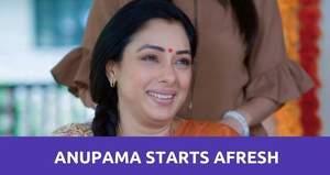 Anupama: Anupama goes back home with Shah family