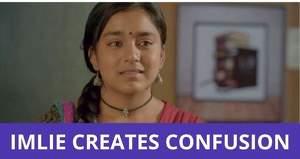 Imli: Tripathi family gets confused seeing Imlie