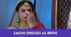 Molkki: Sakshi dresses as a bride and takes a drastic step