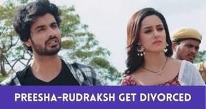 Yeh Hai Chahatein: Rudraksh and Preesha get divorced