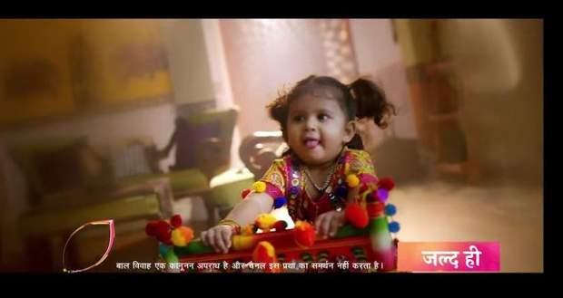 Balika Vadhu 2 Upcoming Story: Chhoti Anandi to fight against child marriage