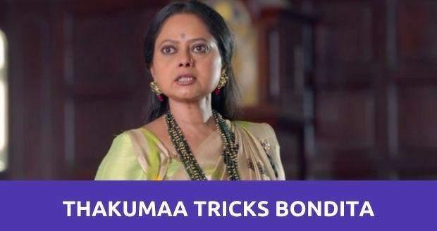 Barrister Babu: Thakumaa manipulates Bondita for her remarriage