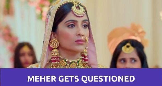 Choti Sardarni: Daarji questions Meher