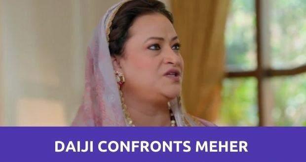 Choti Sardarni: Daiji to ask Meher about her being in jail