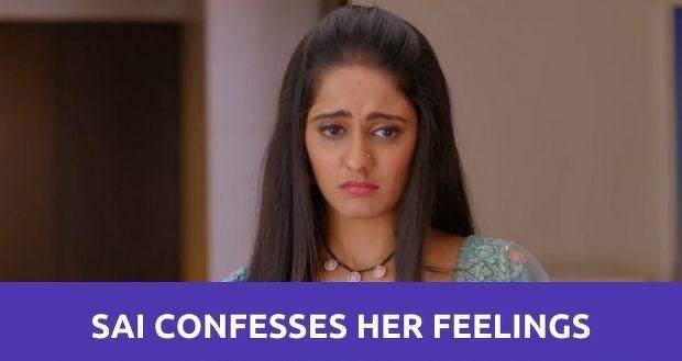 Ghum Hai Kisi Ke Pyaar Mein: Sai tries to confess her feelings to Virat