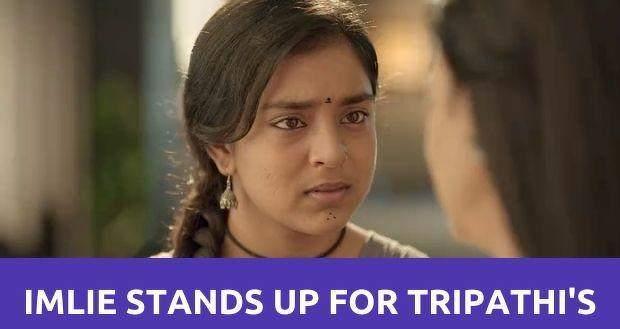 Imli: Imlie fights with Anu for Tripathi family