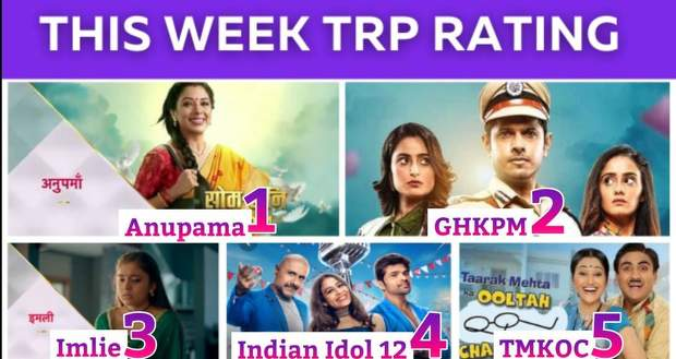 June TRP Rating 2021: Anupama No 1 Show in India, Highest TRP This Week, Month