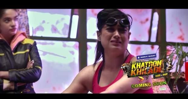 Khatron Ke Khiladi 11 Promo: Shweta Tiwari's journey to overcome fear